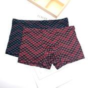 森美时代 时尚男士平角内裤 6241